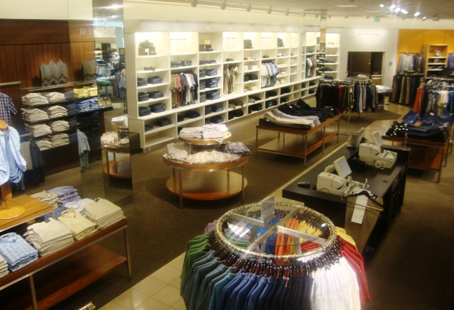 Nordstrom Visual Merchandising South Bay Store 2010 2011