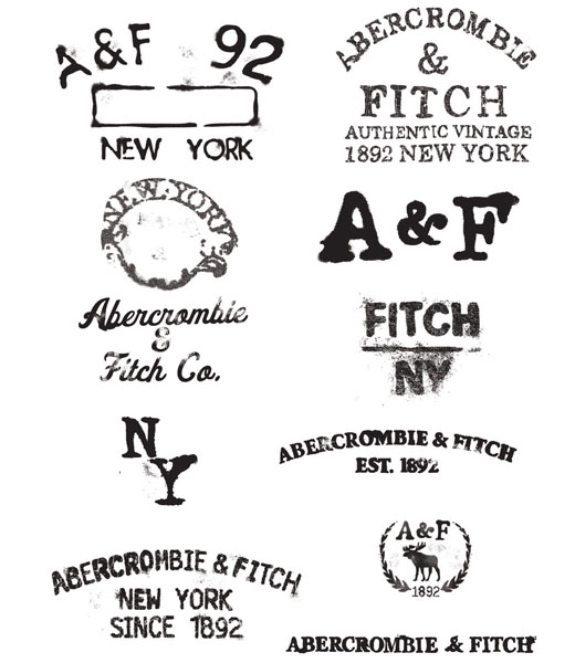 Abercrombie & Fitch by George Hanna at Coroflot.com