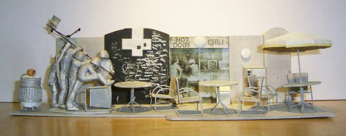 Ed Kienholz The Portable War Memorial Diorama by Robin