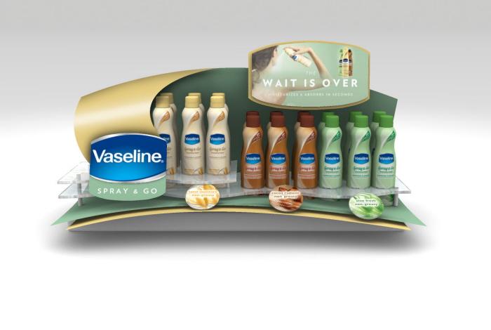 Vaseline Spray  Go by Jeff Gramm at Coroflotcom