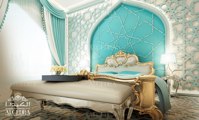 Great Steps To Achieve Royal Style In Your Bedroom Design By Algedra Interior Design At Coroflot Com