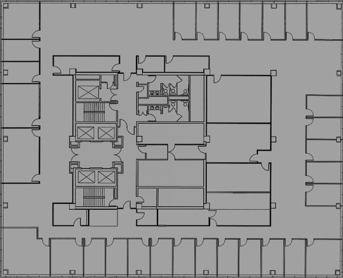 Floor plan interface examples by Joel Calvin at Coroflot.com