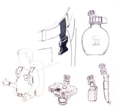 Concepts by Perttu Luomala at Coroflot.com