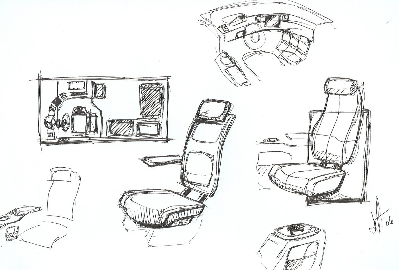 Older projects by Joshua Howard at Coroflot.com