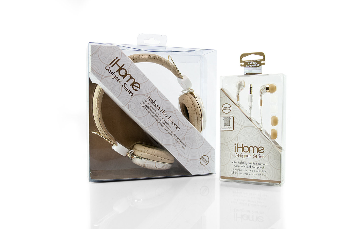 I Home Designer Series Headphones