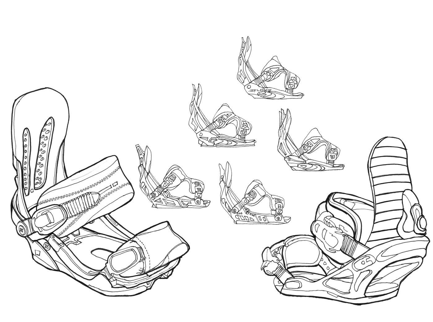 Sketches By Michael Ryan Zaleta At Coroflot