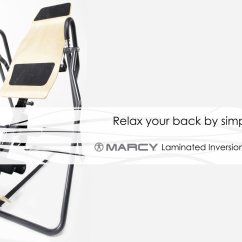 Marcy Inversion Chair Table White Folding Covers Ebay By Hsiao Lu Sun At Coroflot Com