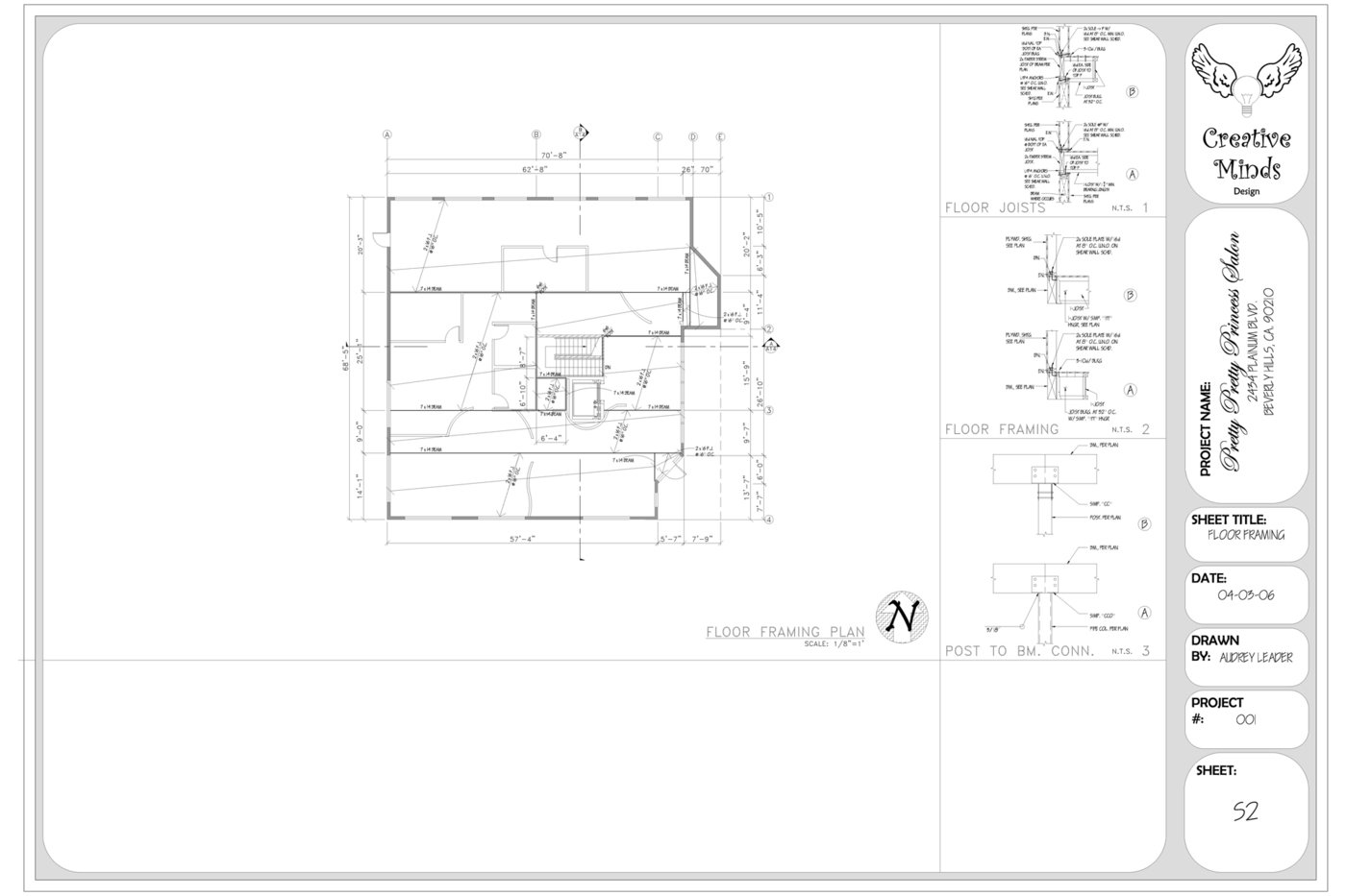 Commercial CAD by AUDREY LEADER at Coroflot.com