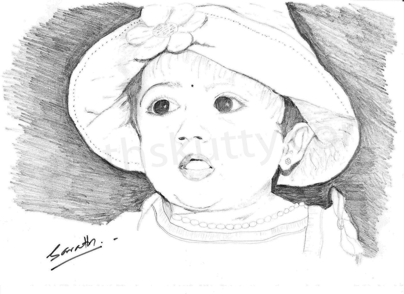 Sketches by Sarath S. Kutty at Coroflot.com