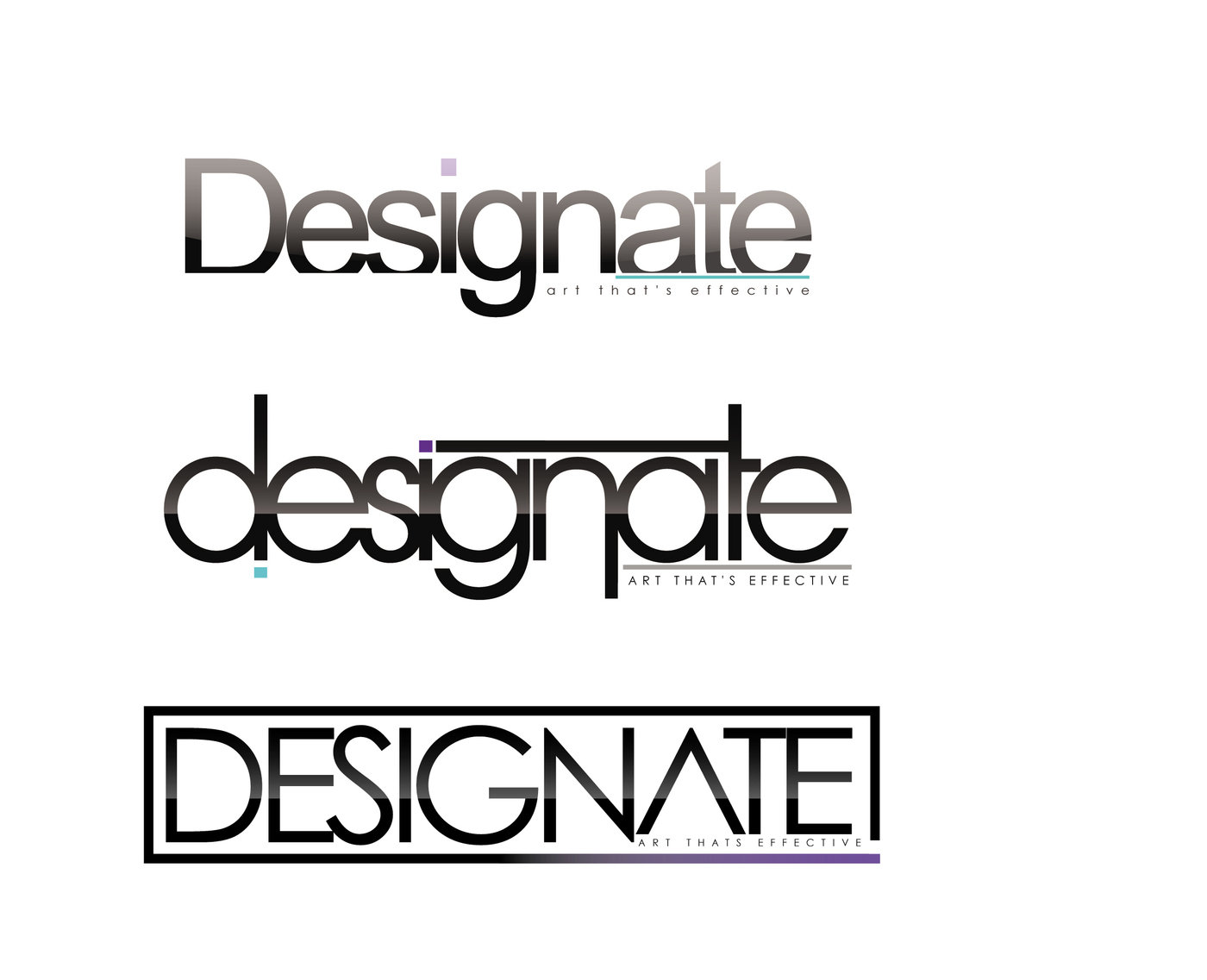 Logos by Donnie Ramsey at Coroflot.com