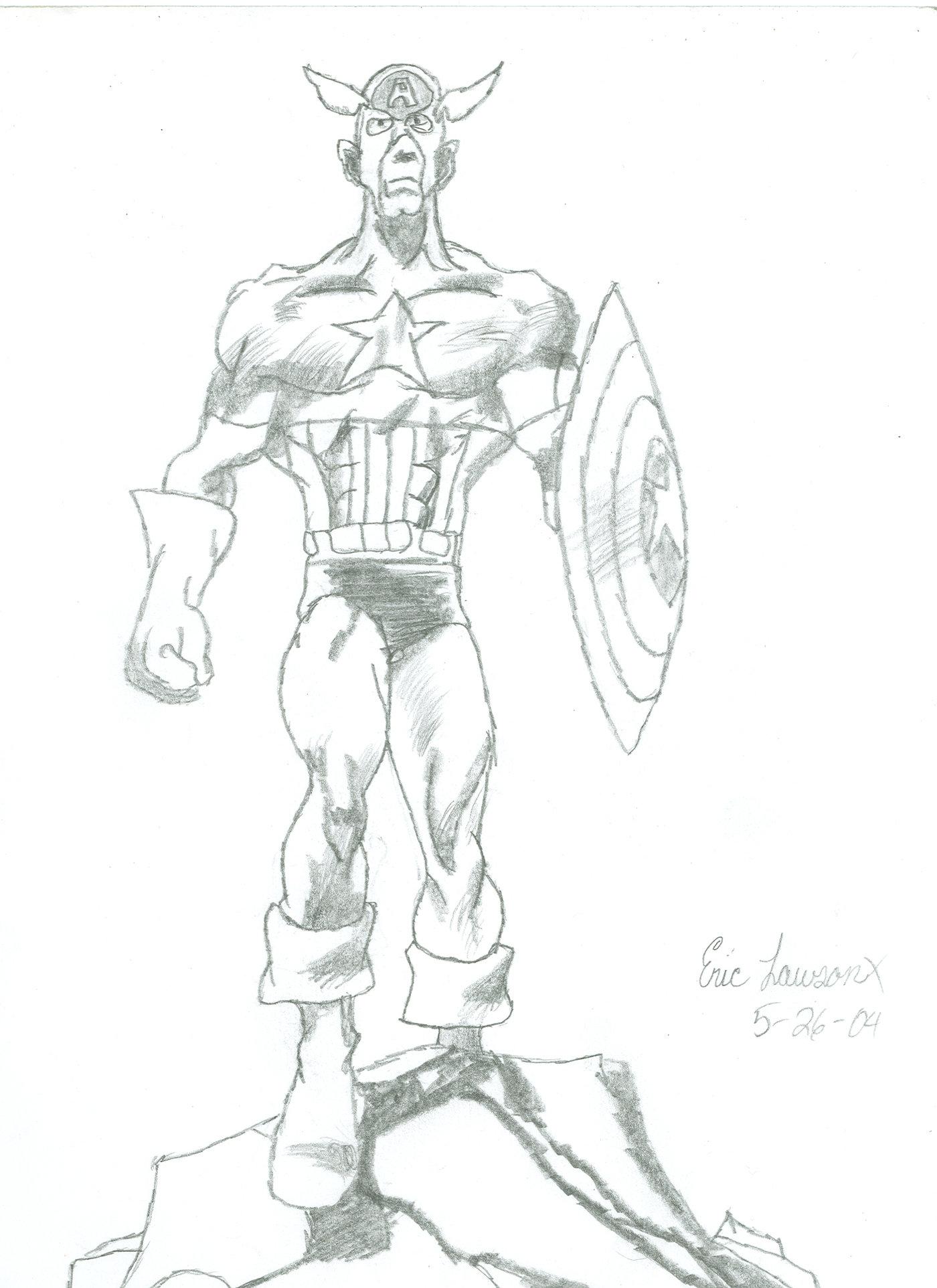 Drawing Illustrations by Eric Lawson at Coroflot.com
