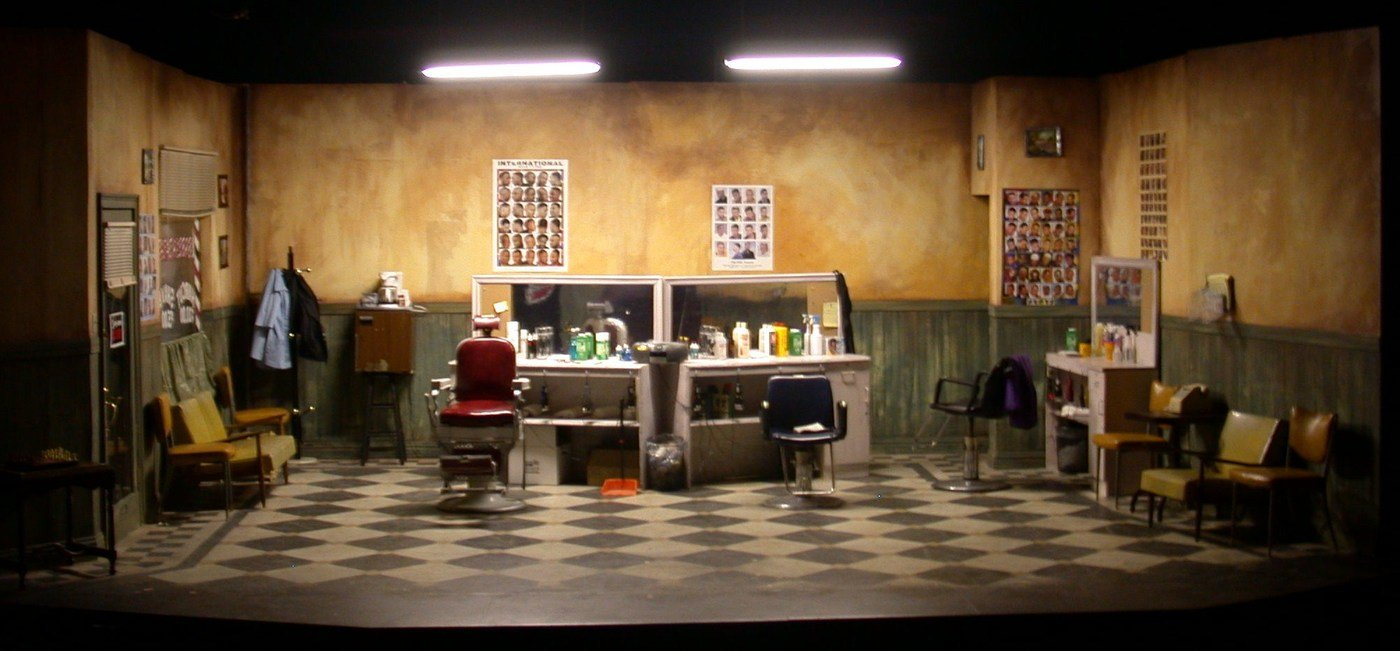 Set Design By Patrice Andrew Davidson At
