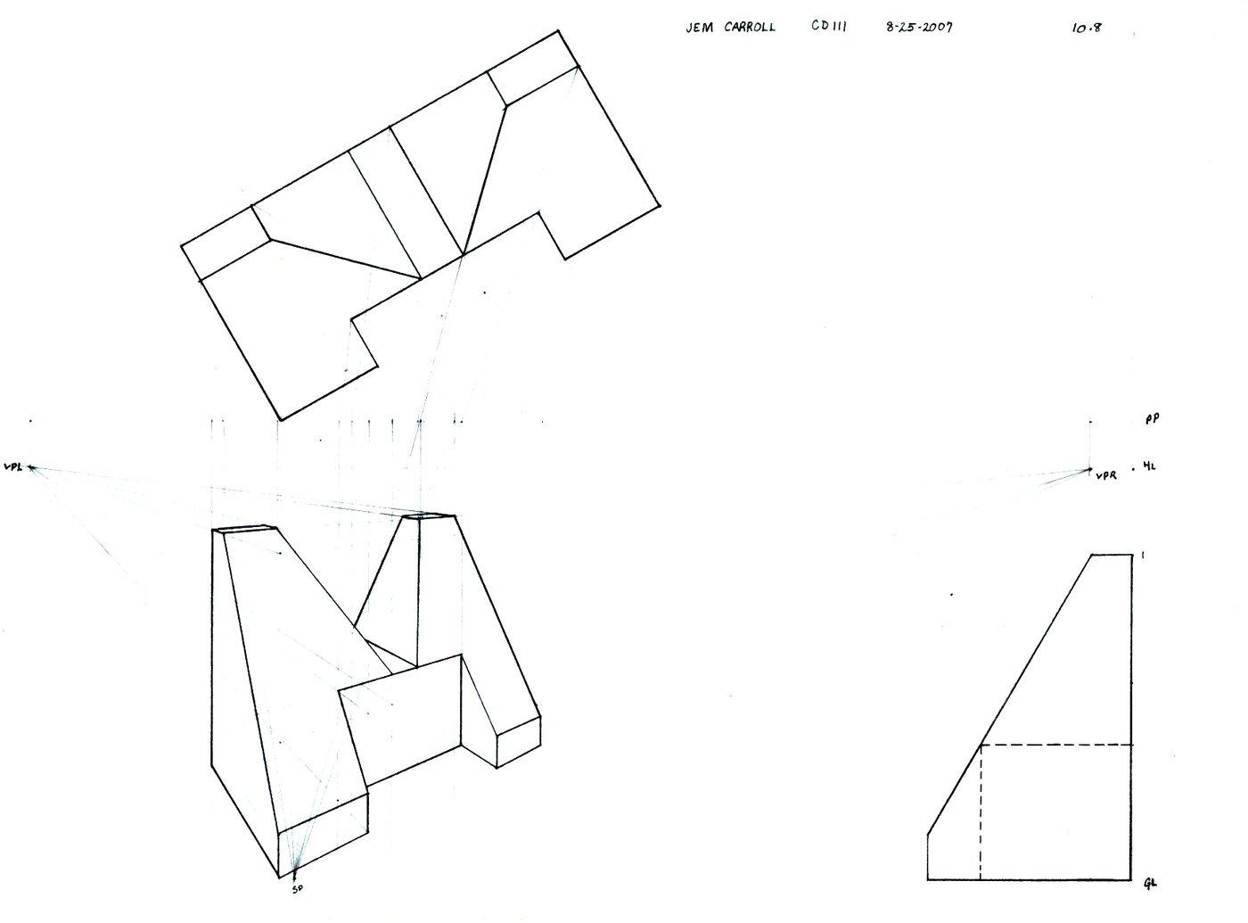 Manual Drafting by Jem Carroll at Coroflot.com