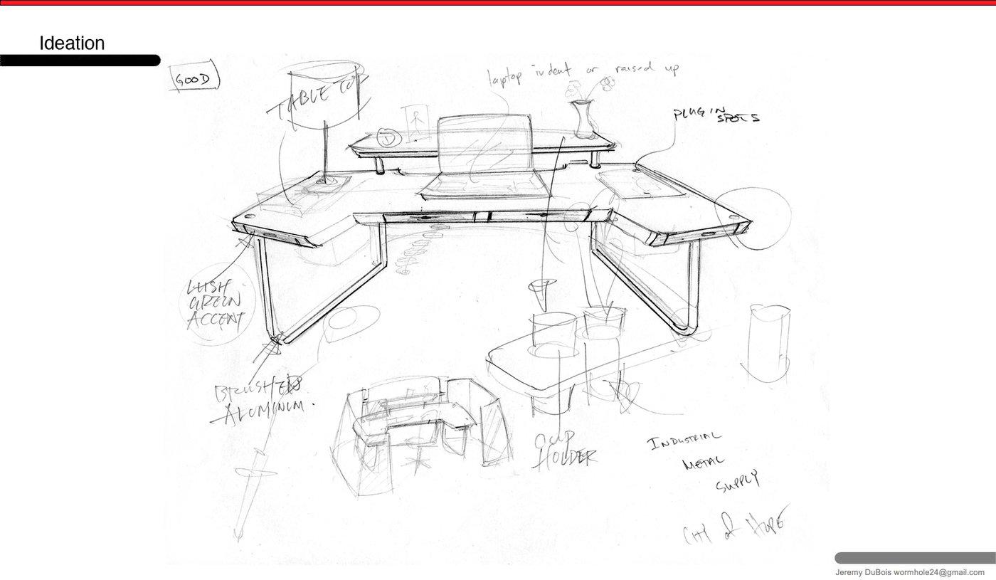 Brand Strategy by Jeremy DuBois at Coroflot.com