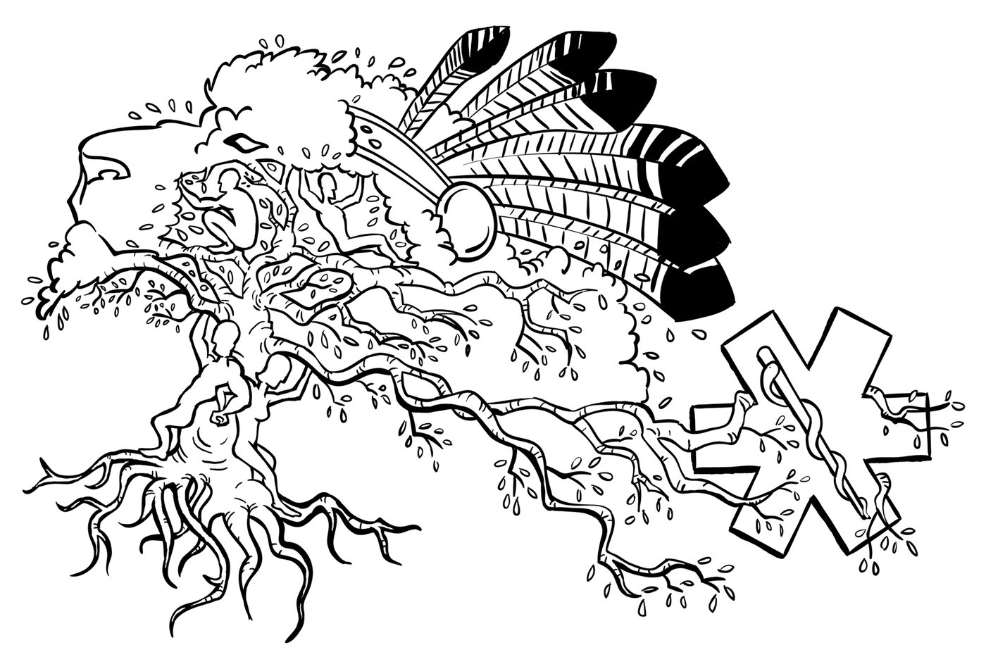 Tattoos by Jonathan Hughes at Coroflot.com
