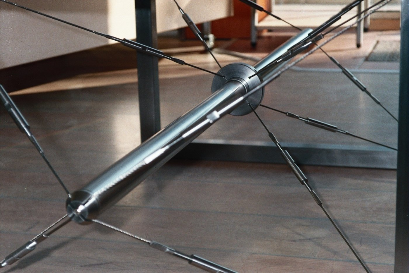 Tensegrity furniture by Konstantin Achkov at Coroflotcom