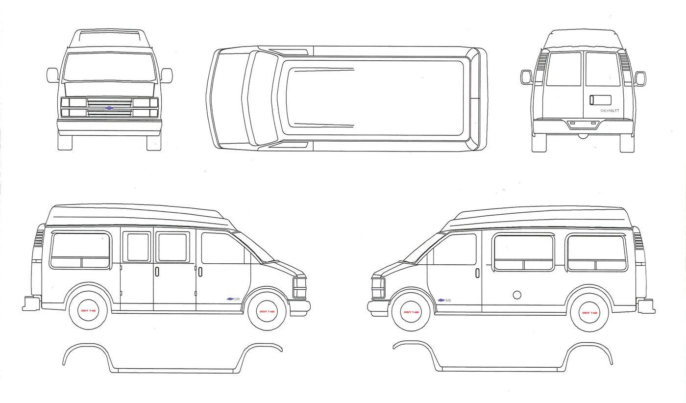 Chevrolet Astro Van Wiring Diagram Autocurate Net