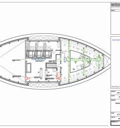 hvac drawing swansea penthouse restaurant [ 1400 x 990 Pixel ]