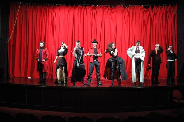 Zanina Mircevska. Art Export. Montenegrin National Theatre
