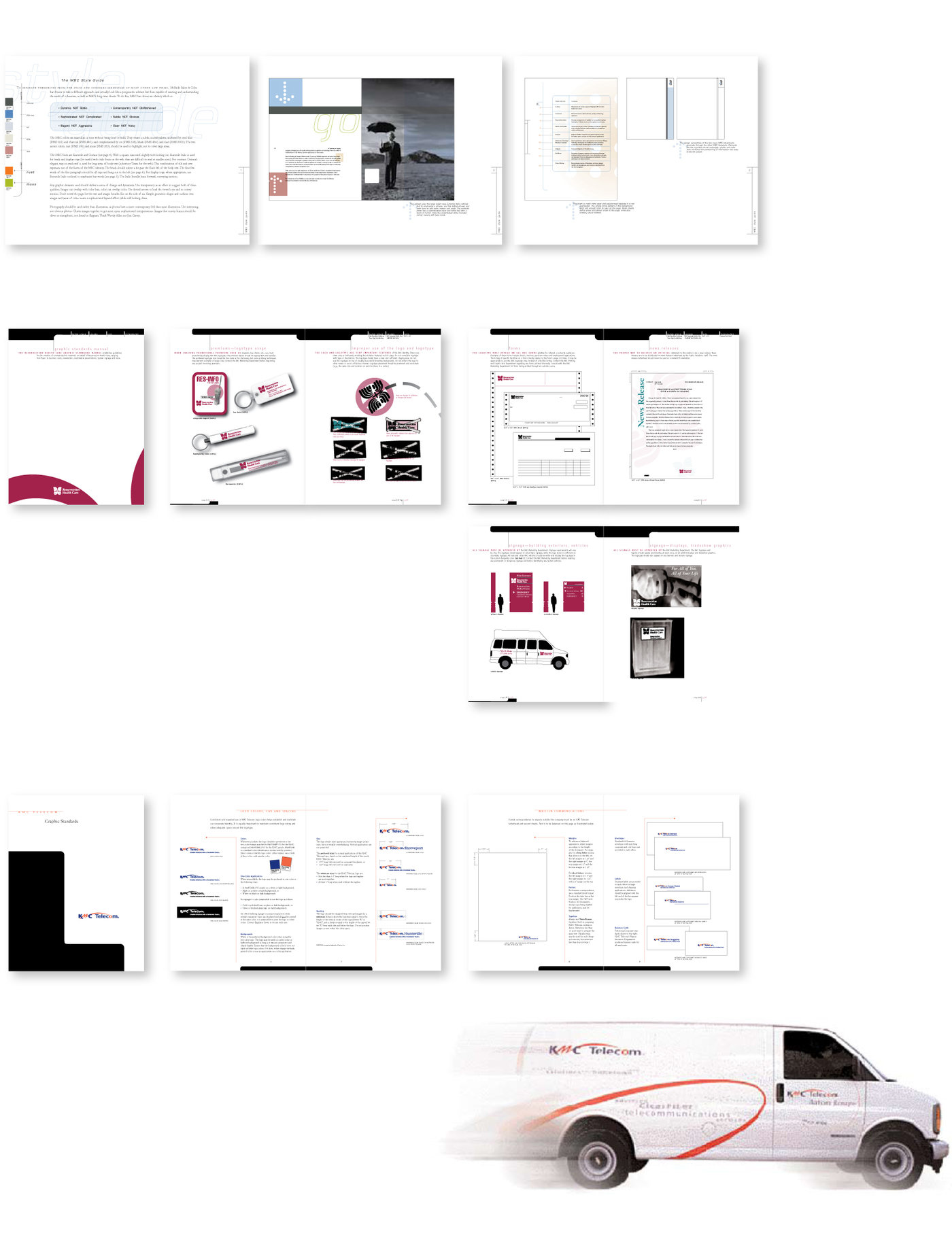 Logos and Identities by Craig Niedermaier at Coroflot.com