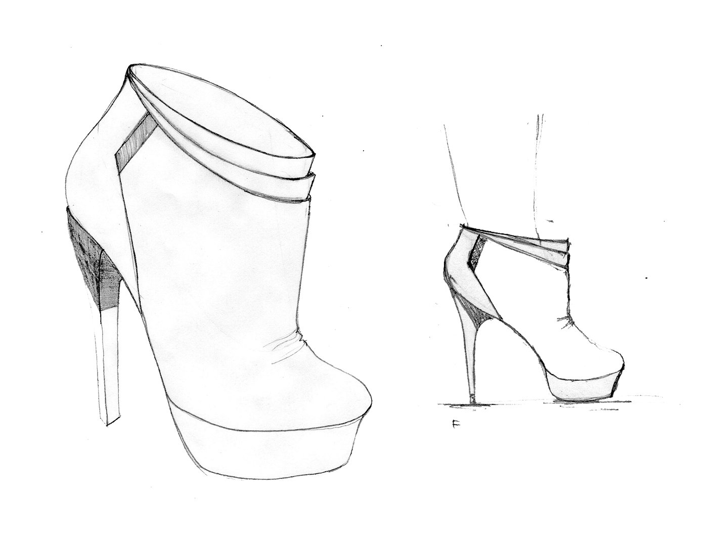 Shoe Design by Pablo Gil at Coroflot.com