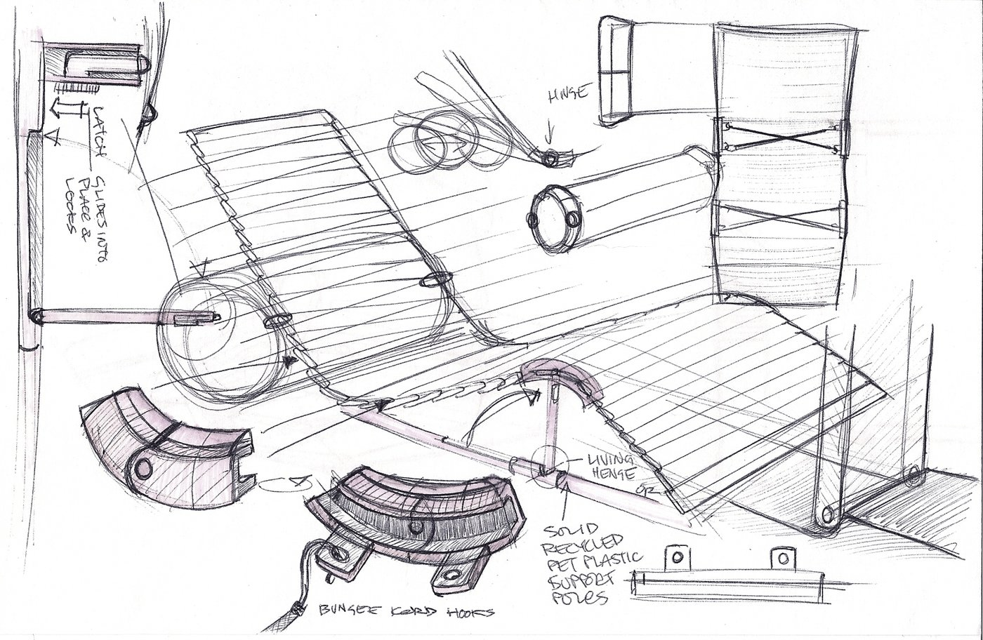 Furniture Sketches by Alton Janelle IV at Coroflot.com