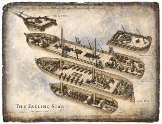 Board Games and Battle Maps by Mike Schley at Coroflot com