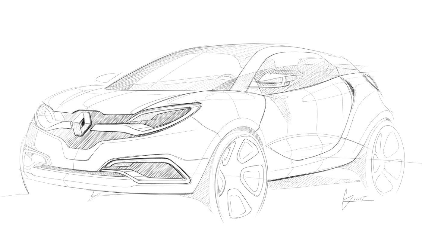 Car Design Concepts by Christian Quarre at Coroflot.com