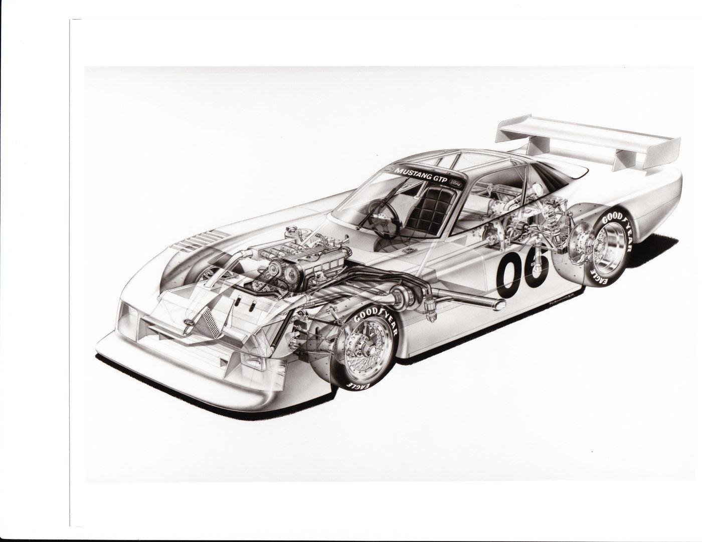 Imsa Gtp Racecars By Gerald Cekala At Coroflot