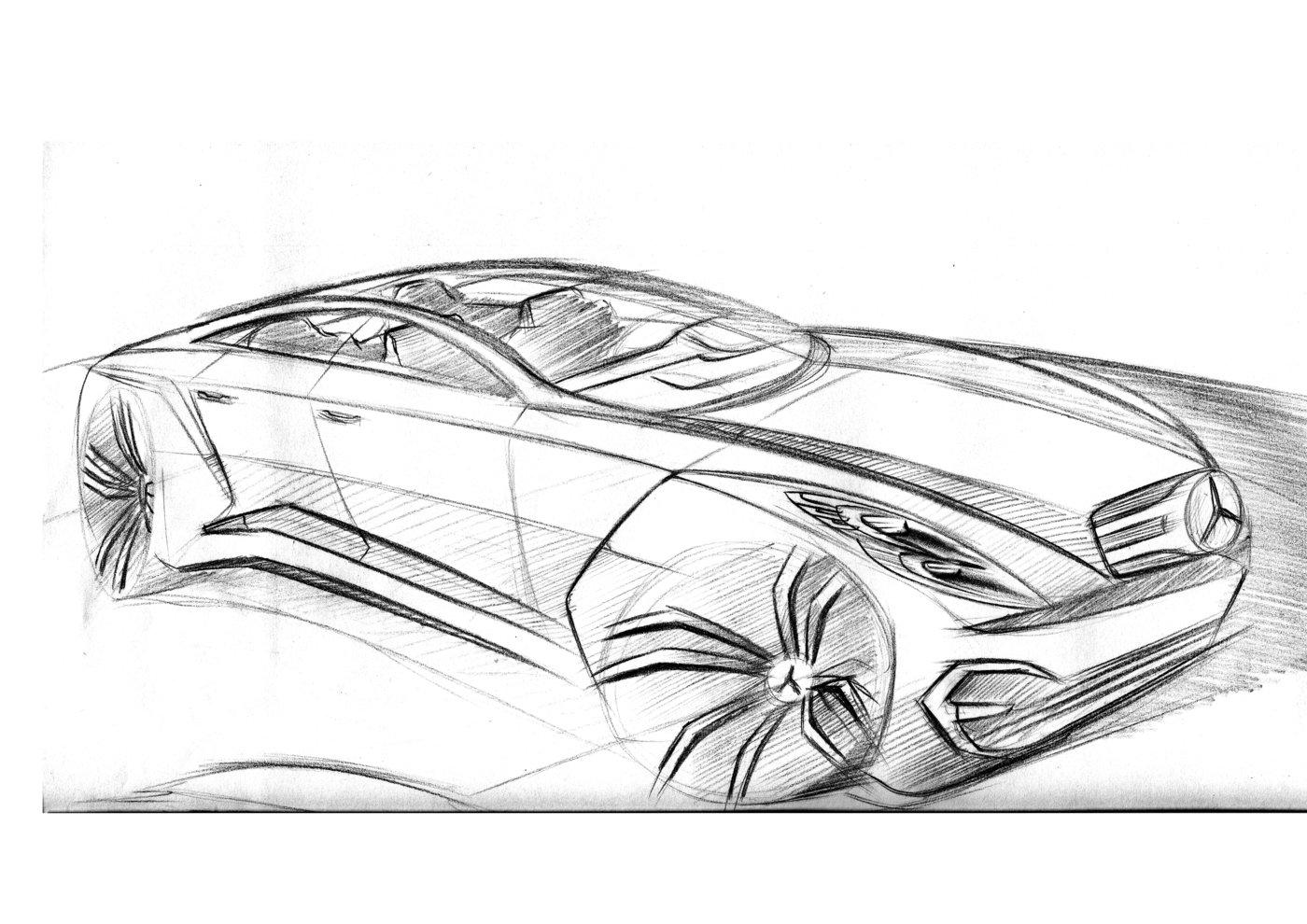 Mercedes-Benz by Ozgun Culam at Coroflot.com