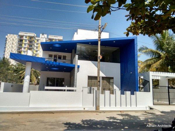 Luxury & Modern Villa Design Bangalore Ashwin