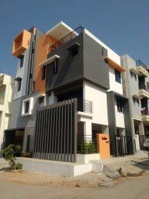 3bhk House - Architects In Bangalore Ashwin