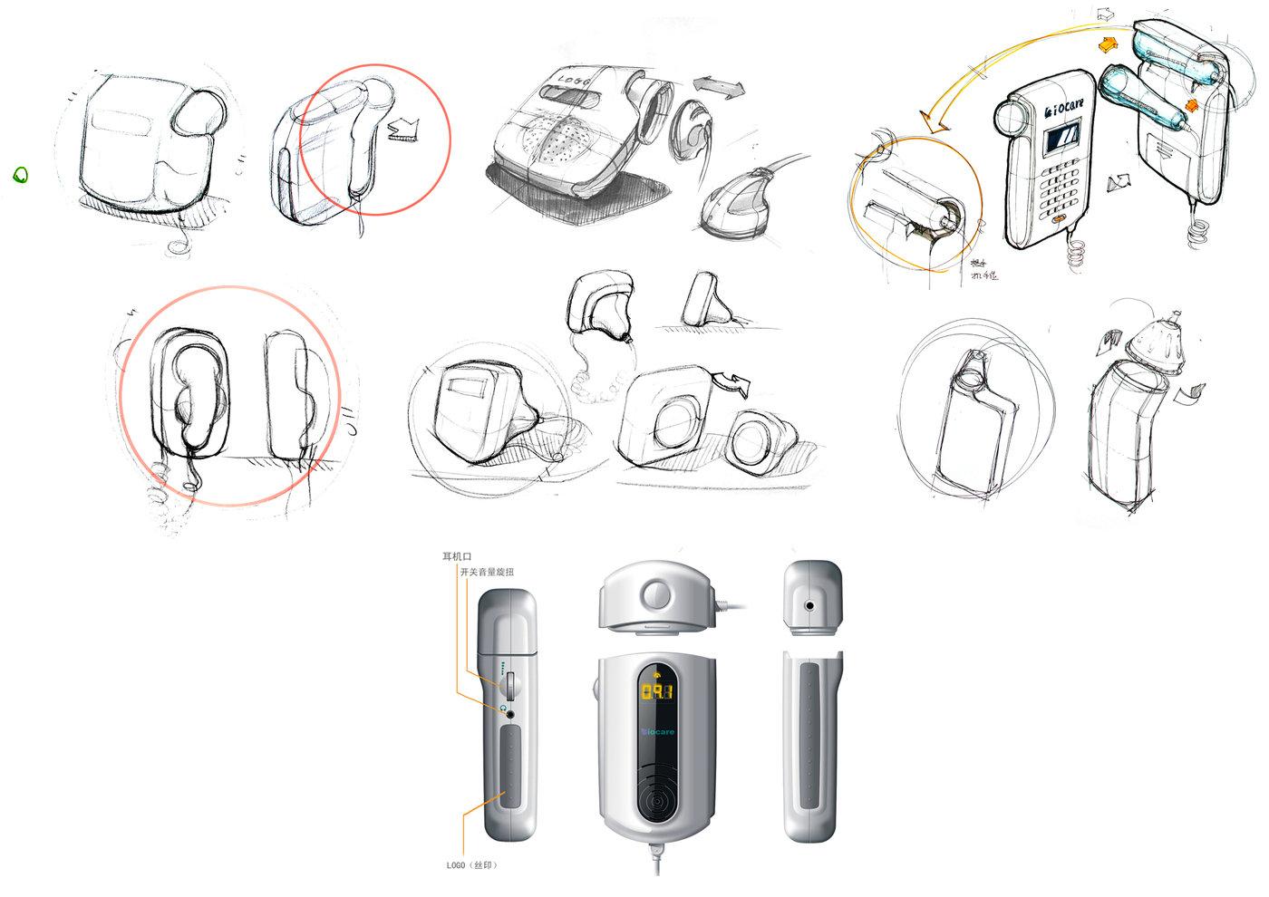 Medical Products by Newsun Guan at Coroflot.com