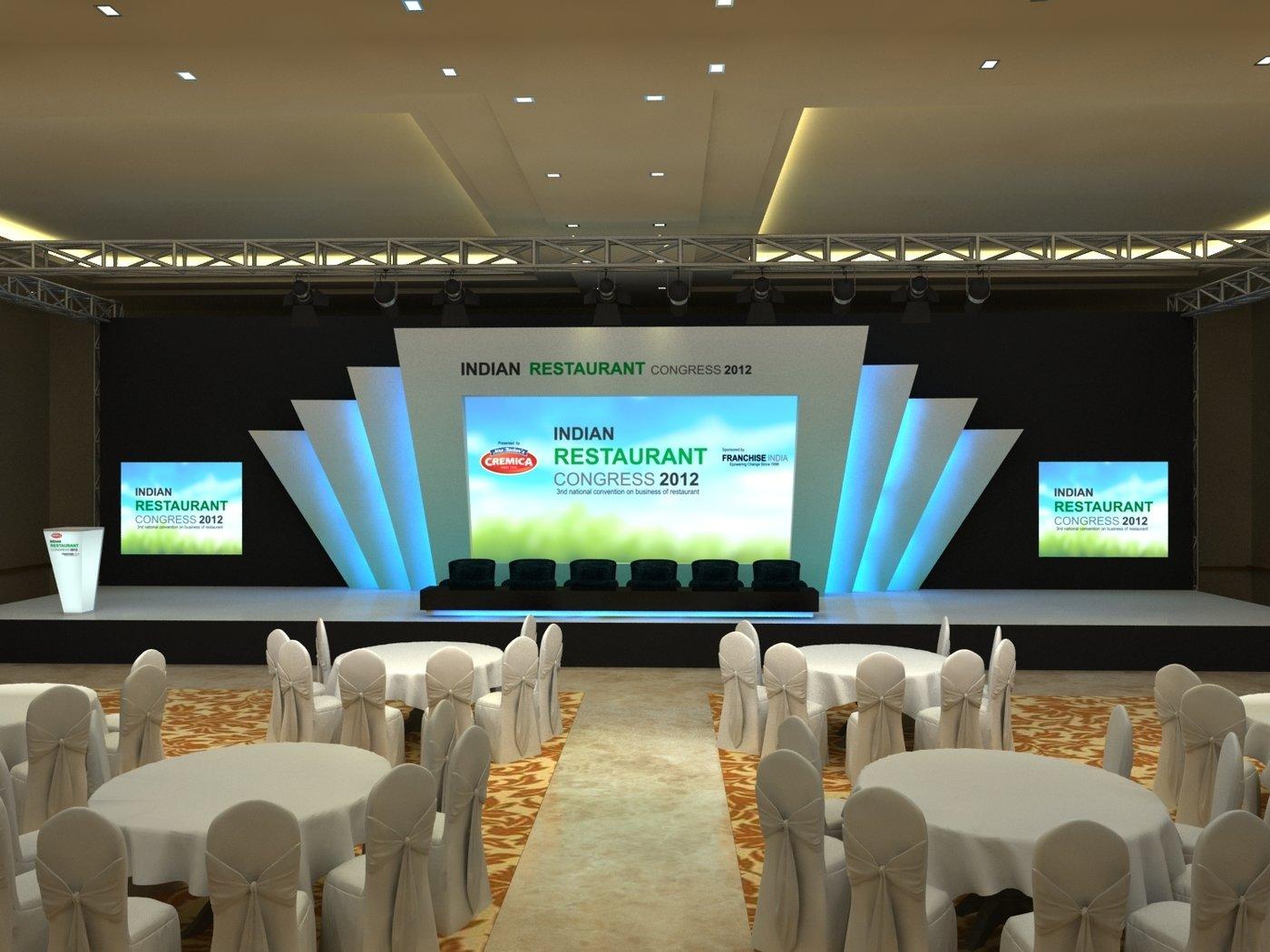 Event Set Design By Dnyansagar Sapkale At