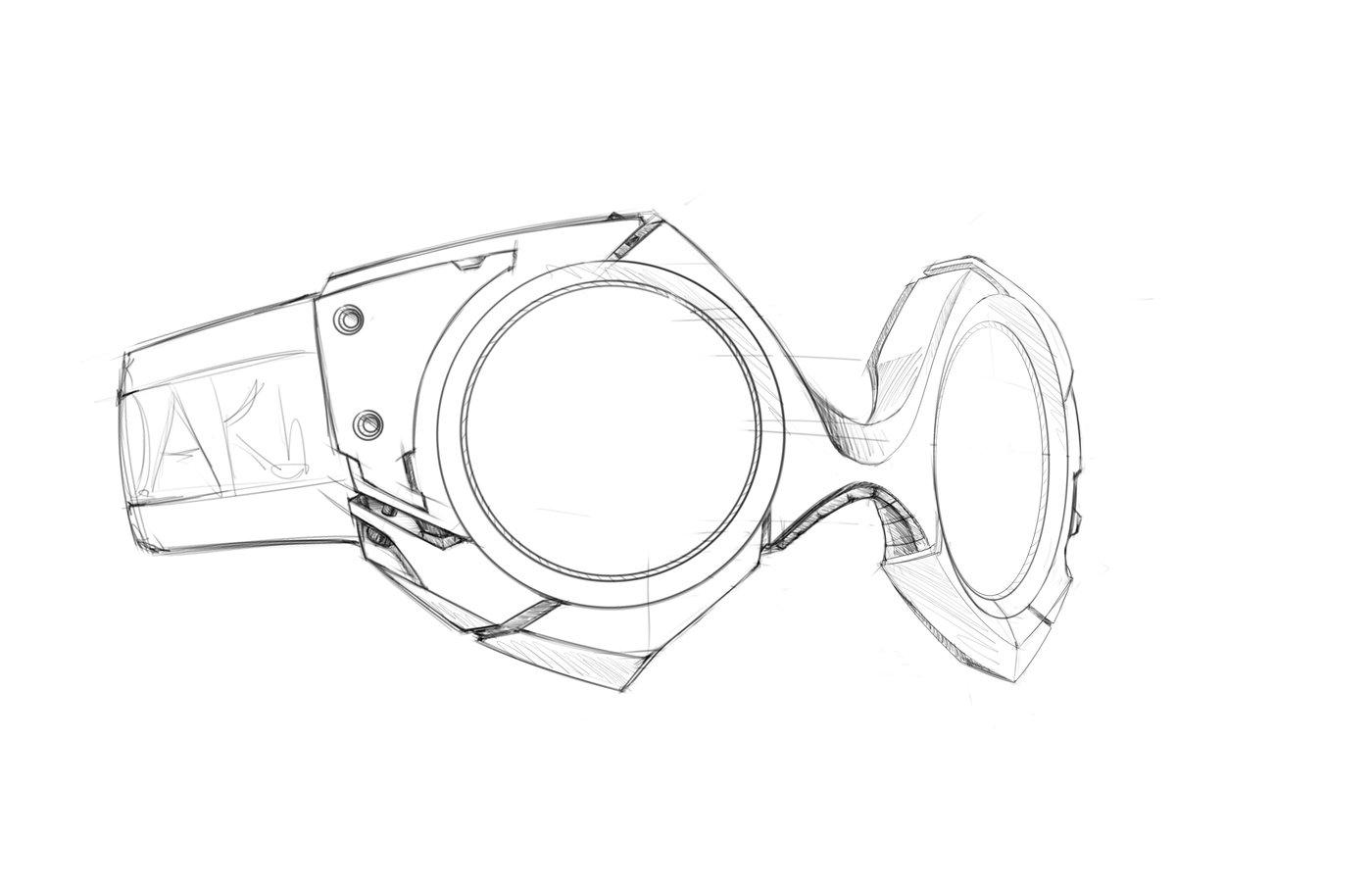 Oakley Concepts by Scott Martin at Coroflot.com