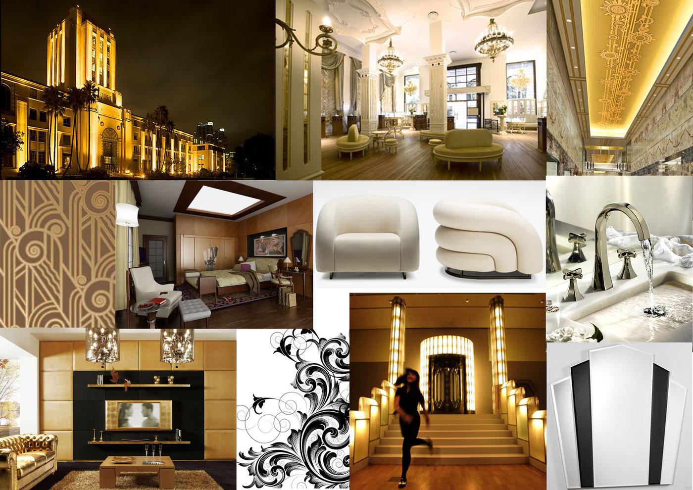 Interior Design By Anna Makulska At