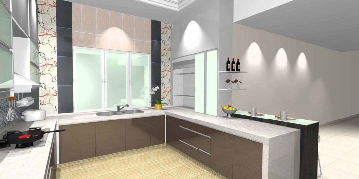 Kitchen Cabinets: Design For Wet And Dry Kitchen. Full Hd Design For Wet And Dry Kitchen Desktop Kitchen By Made In Studio At