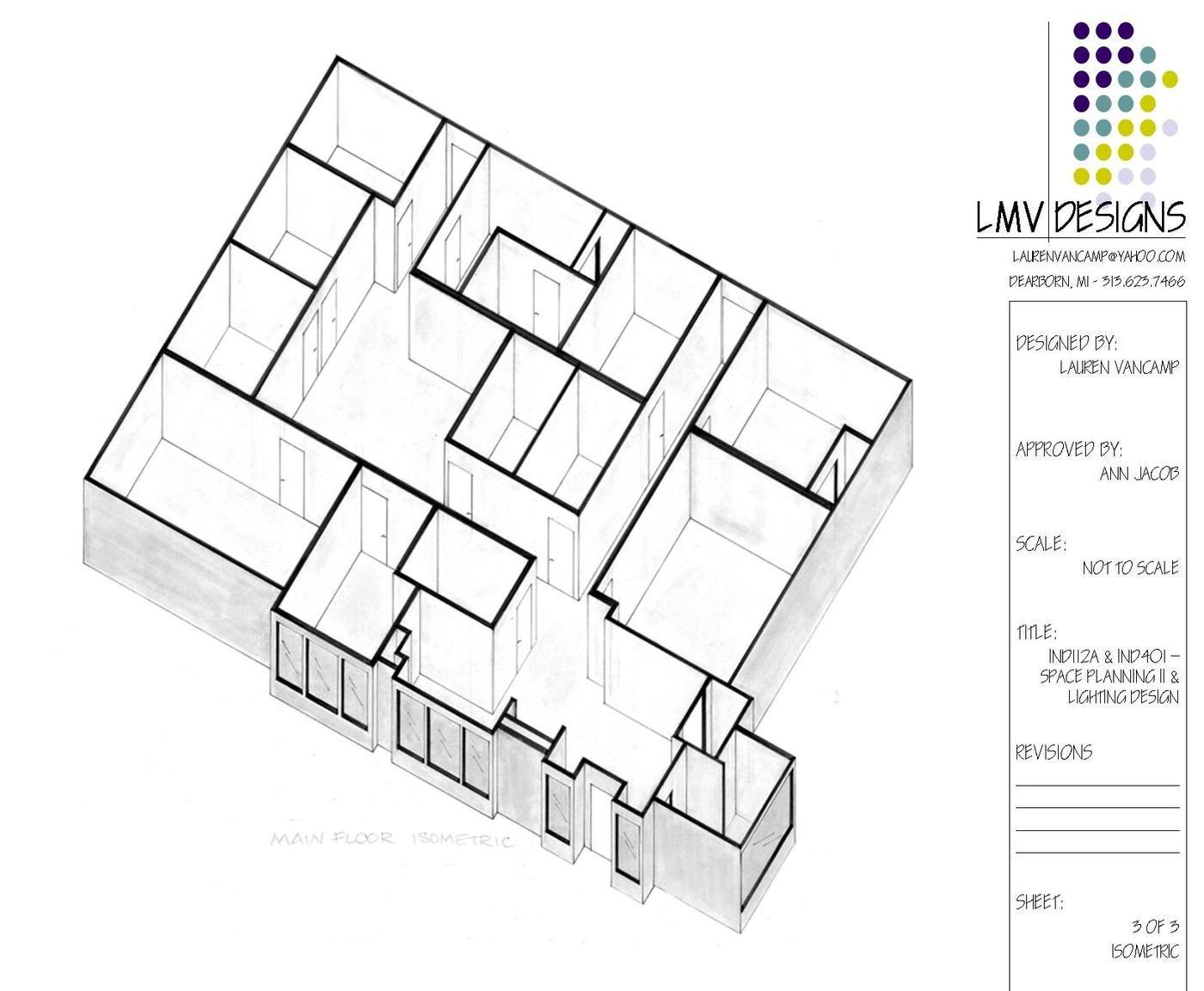 An Energetic Office Space By Lauren Vancamp At Coroflot