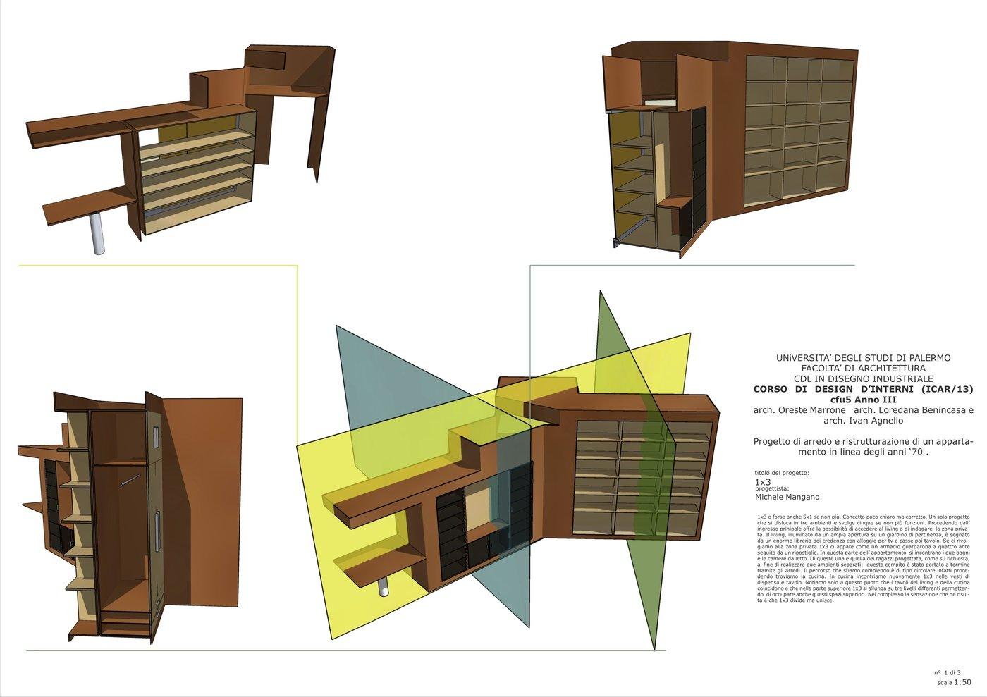 di servizi per l'architettura organizza un corso post lauream di specializzazione per progettisti di architettura d'interni, realizzato col sostegno del programma di formazione leonardo dell'unione europea. Interior By Michele Mangano At Coroflot Com