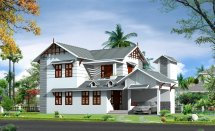 Modern Style Elevation Dheeraj Mohan