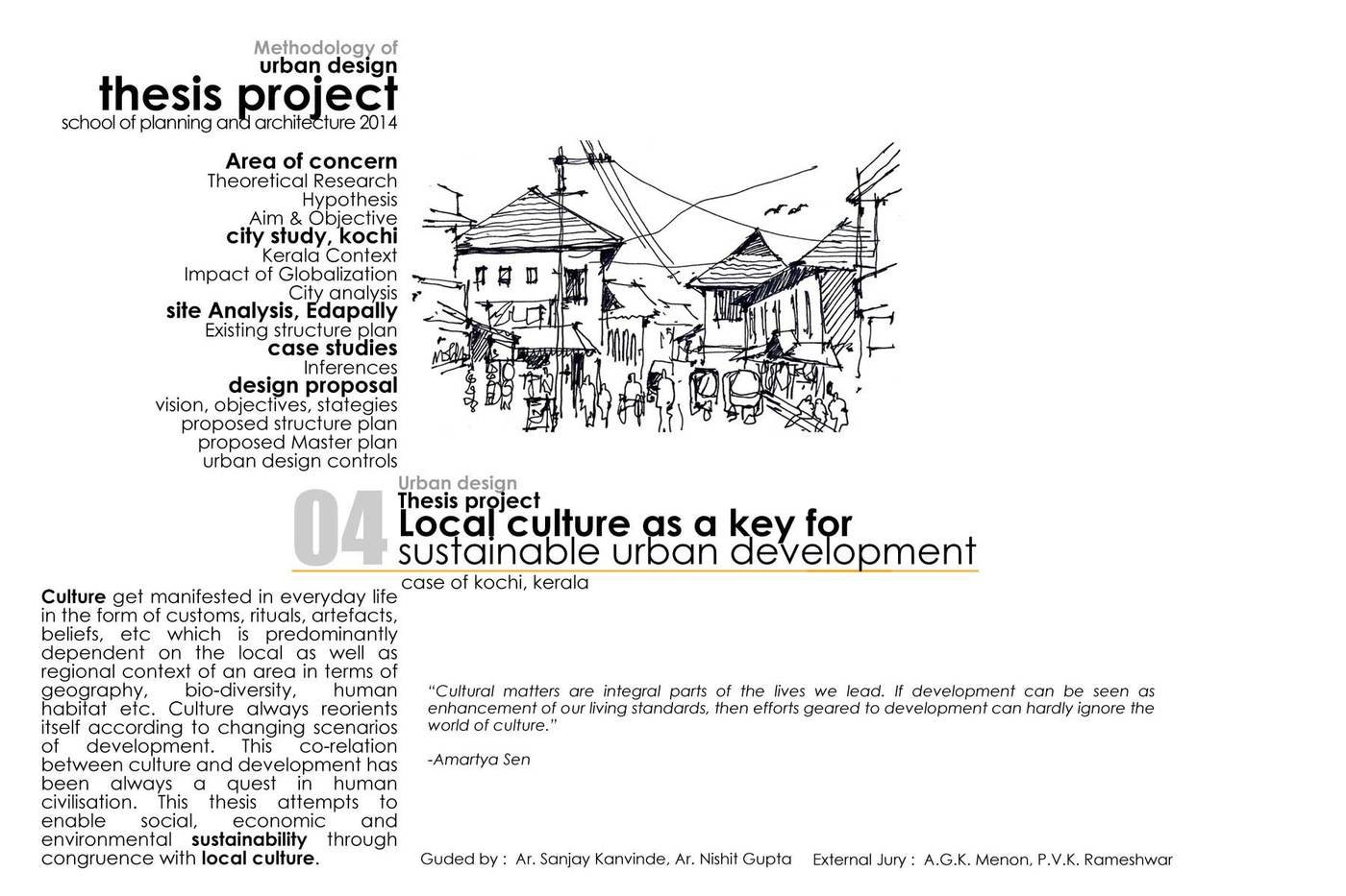 Urban Design thesis by Aneesh Illikkal at Coroflot.com