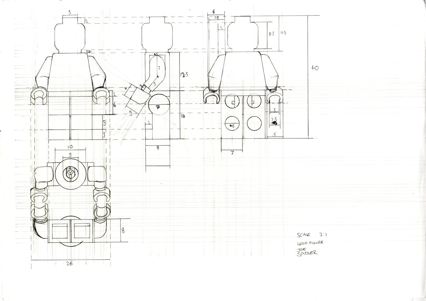 CAD and Technical Drawing by Joseph Sadler at Coroflot.com