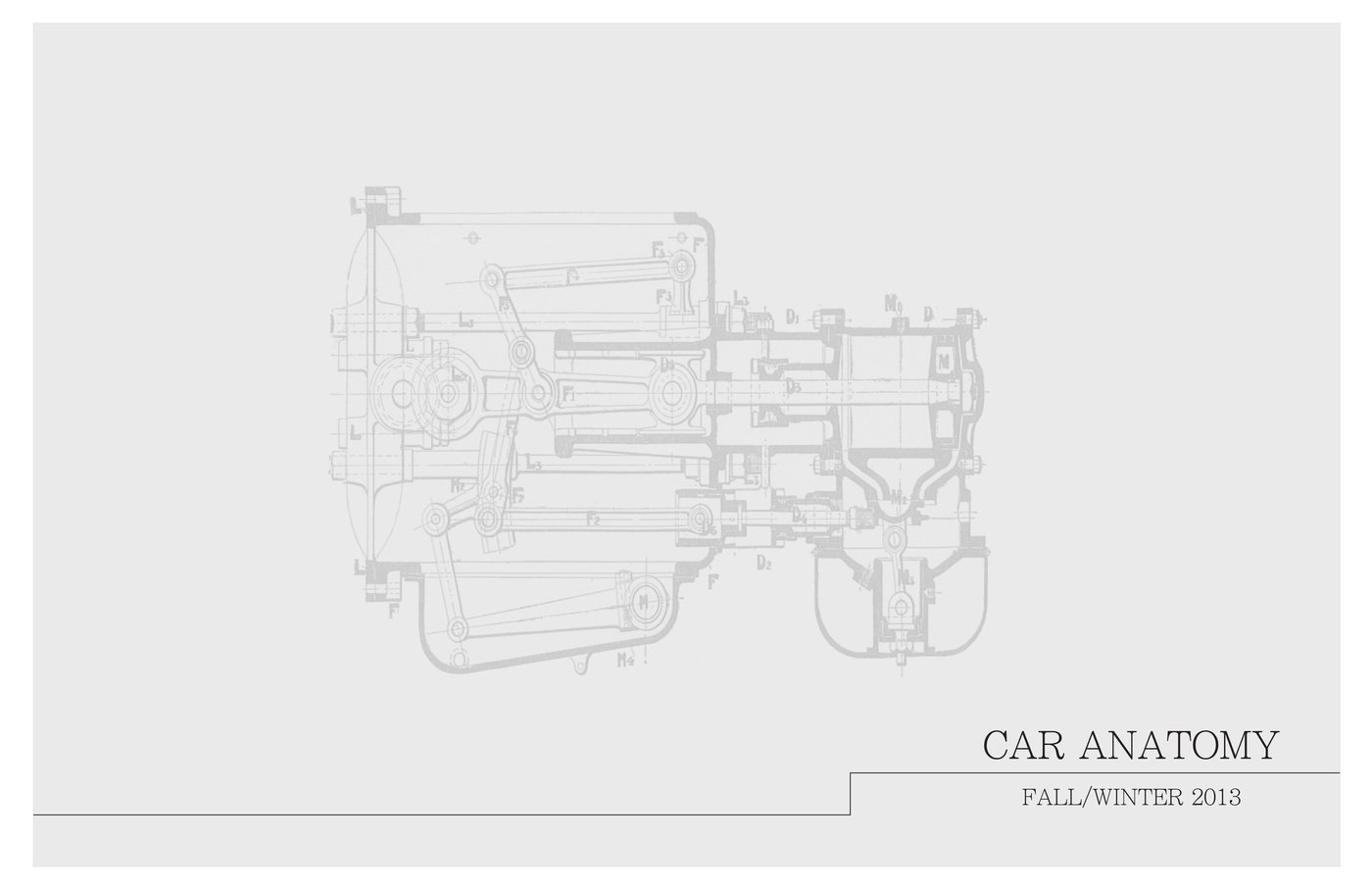 Car Anatomy by Ida Tse at Coroflot.com