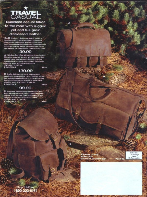 Bags Baggage And Leathergoods Hank Lyle