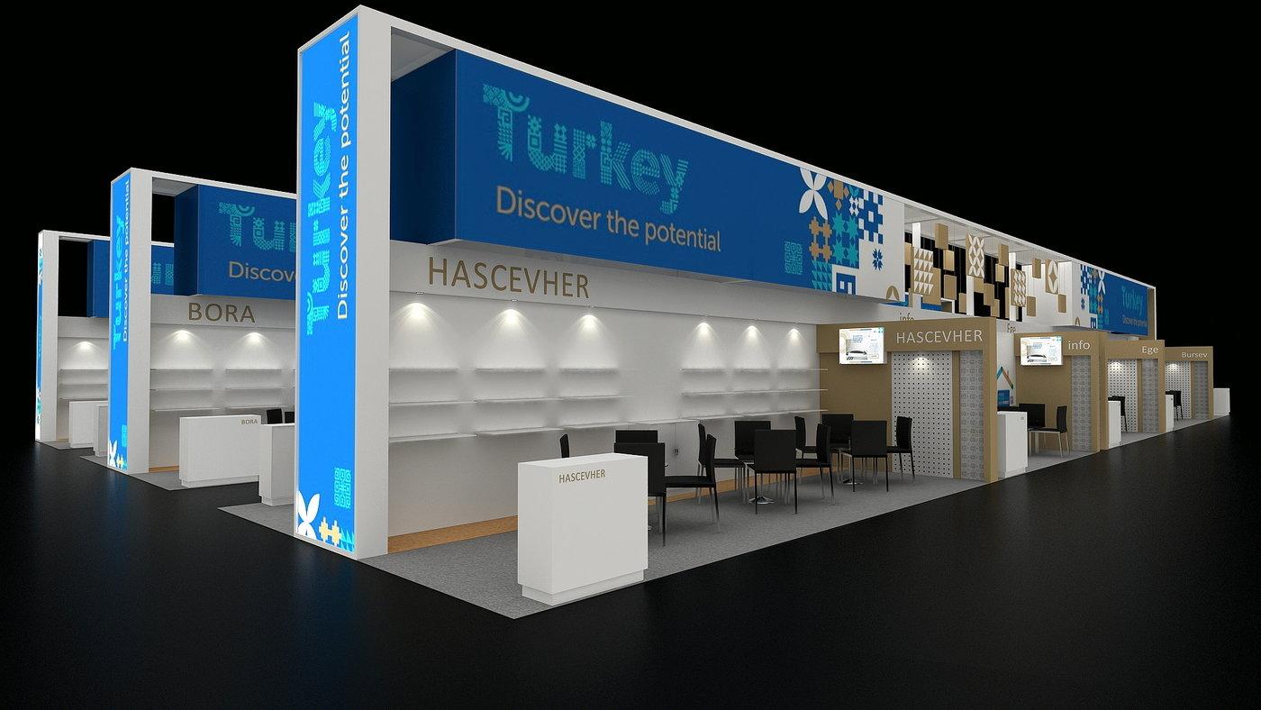 Turkey Pavilion by Qaiser Imam at Coroflotcom