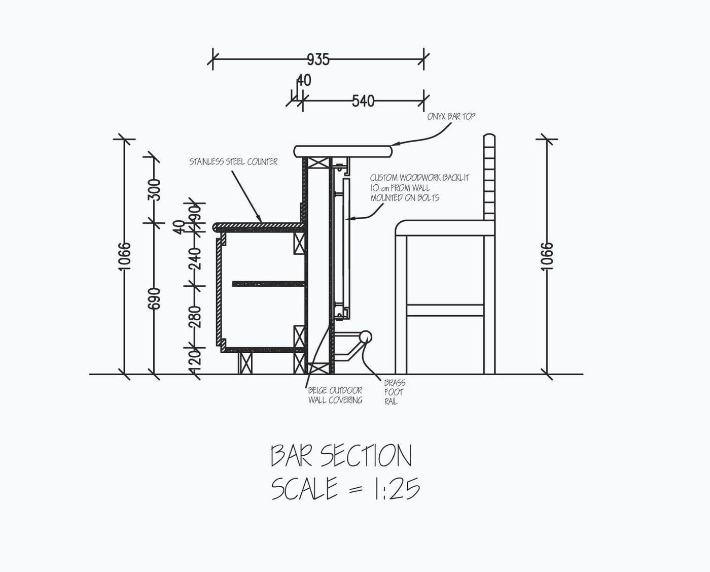 Floor Plans & Detail Drawings by Tony Conetta at Coroflot.com