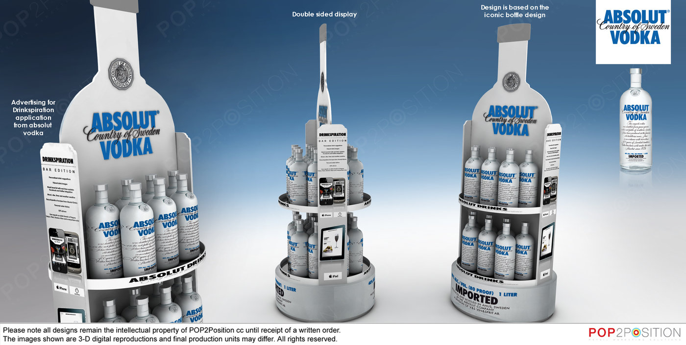 Display Stands and Promotional Items by Victor