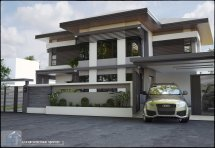 2 Storey Residential House Design