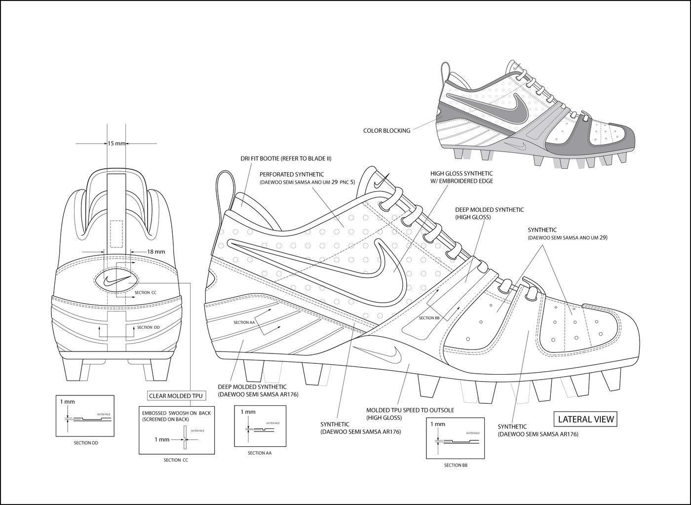 Nike by Todd Huthmaker at Coroflot.com