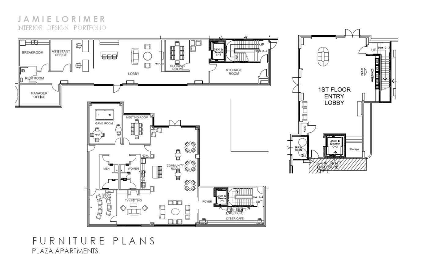 Luxury Apartment Complex: New Construction by Jamie